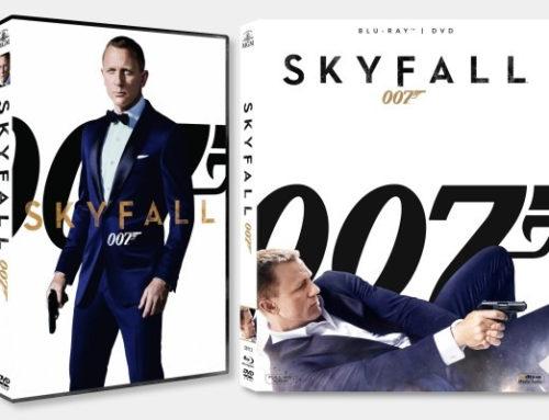 Análisis DVD/Blu-ray de Skyfall