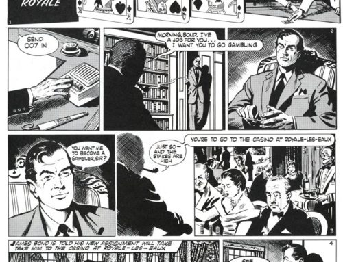 Los cómics de James Bond