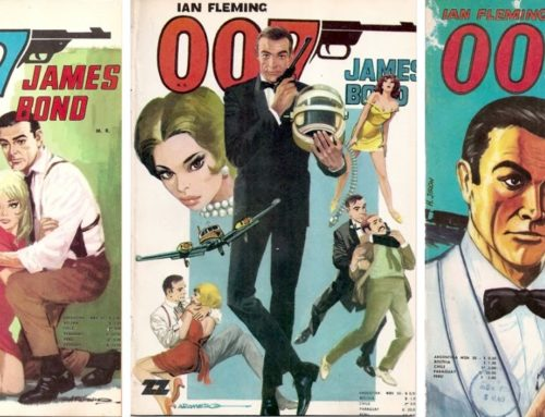 Cómics de James Bond en español