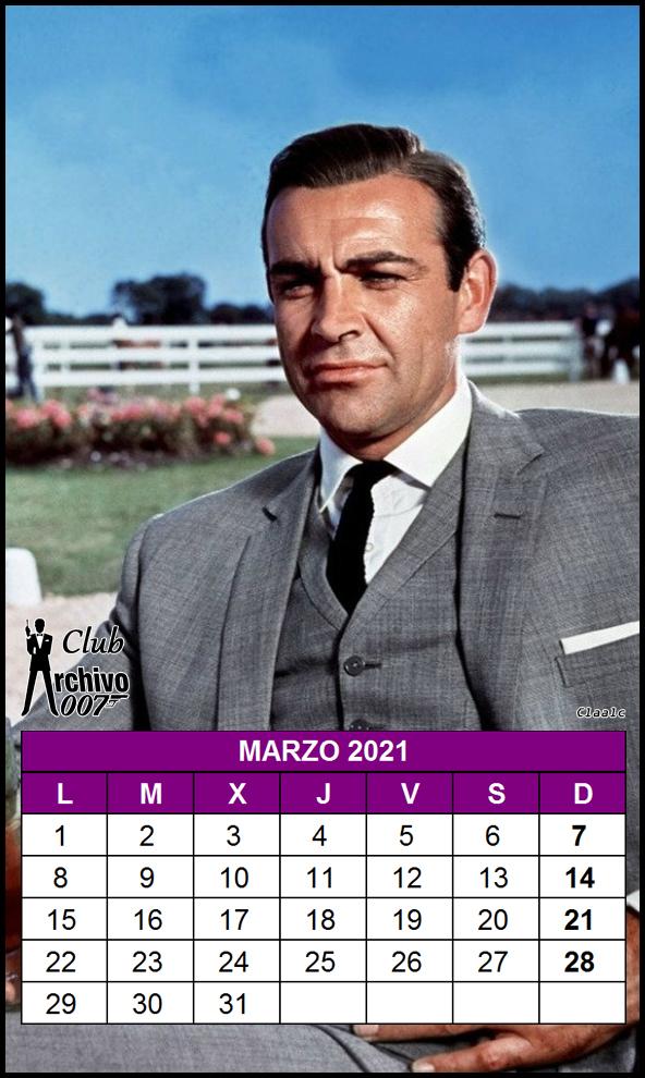 Sean Connery 2021