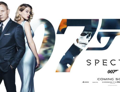12 de noviembre: reestreno de SPECTRE en España