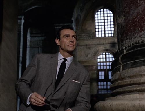 Homenaje a Sean Connery en Días de cine clásico