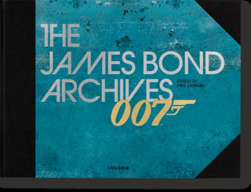 Ya a la venta el nuevo James Bond Archives